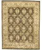 RugStudio presents Due Process Peshawar Lavar Brown-Fawn Hand-Knotted, Best Quality Area Rug